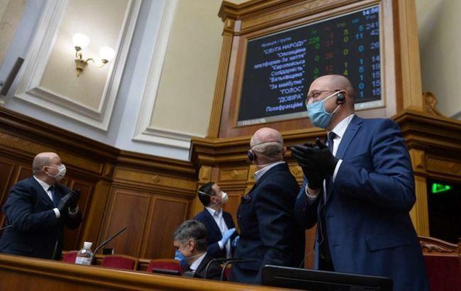 Рада окончательно приняла закон о банках, необходимый для сотрудничества с МВФ