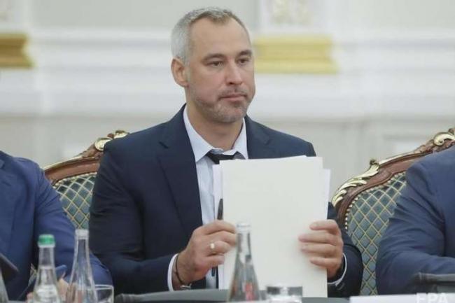 Экс-глава ГПУ считает, что Венедиктова причастна к его отставке
