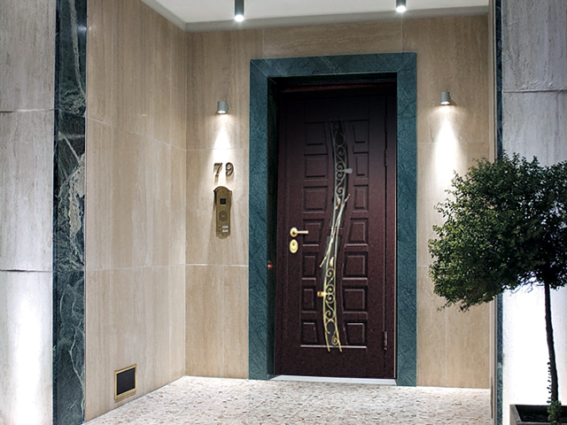 Надійні вхідні двері для квартири