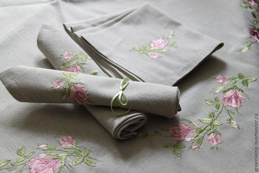 Большой выбор столового текстиля