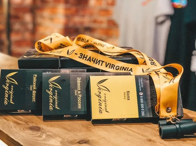 Чем хорош табак Original Virginia