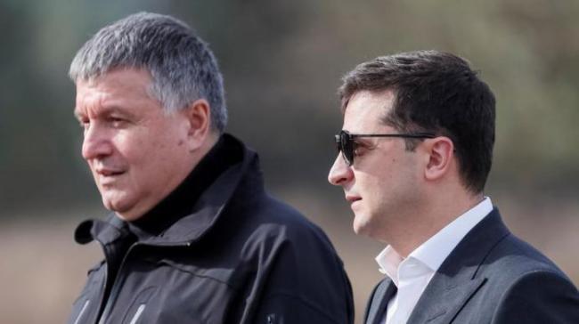Зеленский назвал условия отставки Авакова