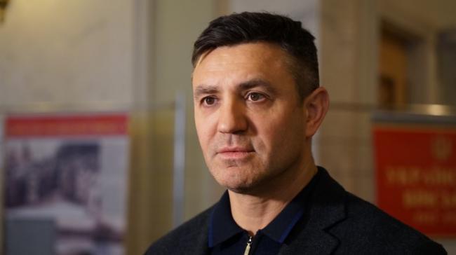 Николай Тищенко возглавил киевскую ячейку