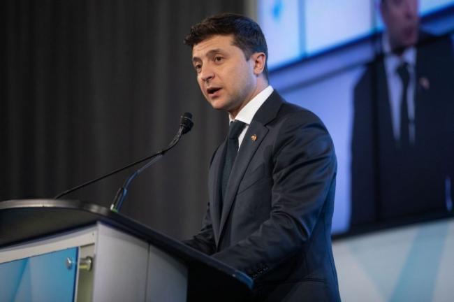 Зеленский призвал международное сообщество не допустить возвращения России в G7