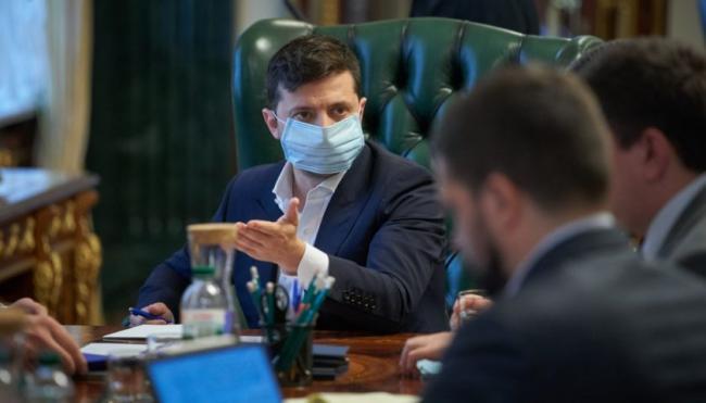 Зеленский на заседании Нацсовета реформ: Для меня реформы – это возможность