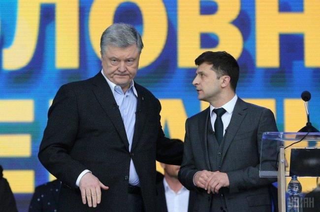 НАПК начало проверку деклараций Зеленского и Порошенко