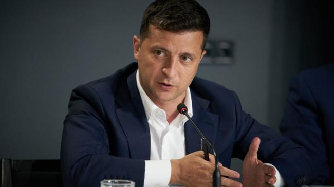 Кто без боя подарил часть территорий, тот будет давать показания, - президент Украины