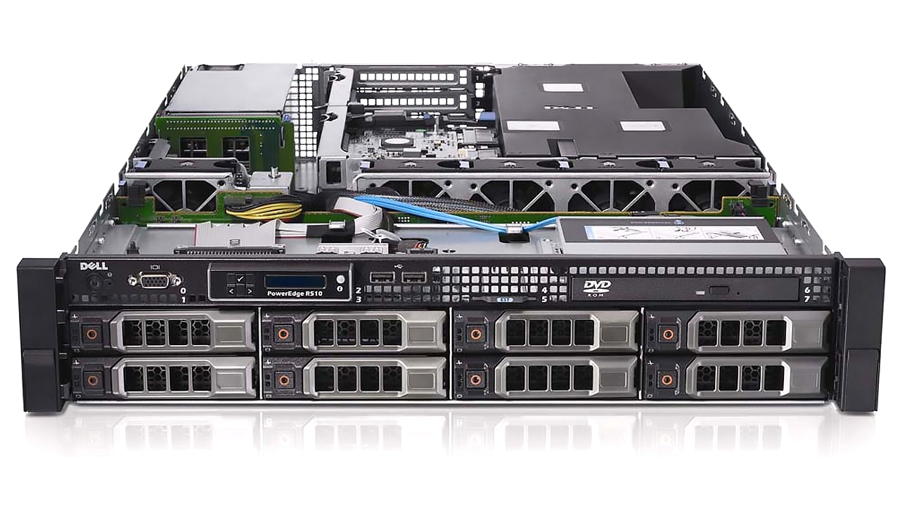 Dell PowerEdge R510: серверное оборудование для предприятий