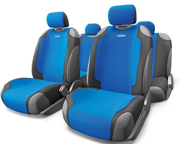 Защитные чехлы-майки для сидений вашего автомобиля