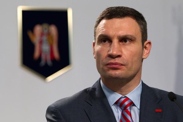 Партия Порошенко поддержит Кличко на выборах мэра Киева
