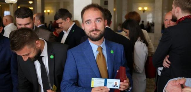 Офис Зеленского: Нардеп Юрченко утратил этические основания быть депутатом Рады