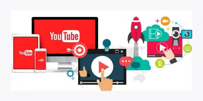 Полное продвижение YouTube