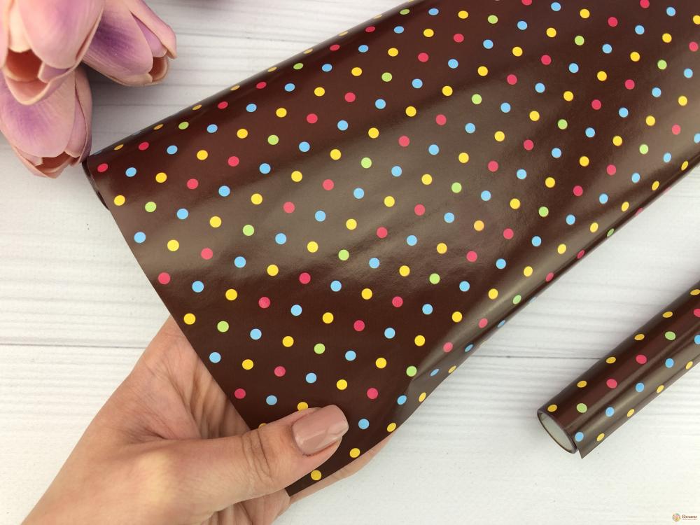 Упаковочная бумага для цветов и презентов