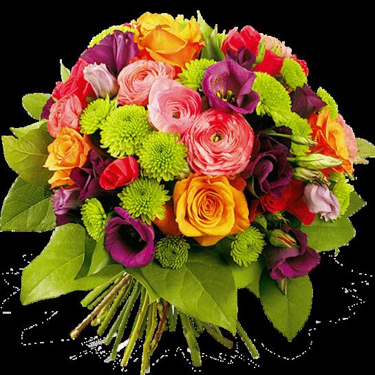 Свежие цветы с доставкой по всей Украине