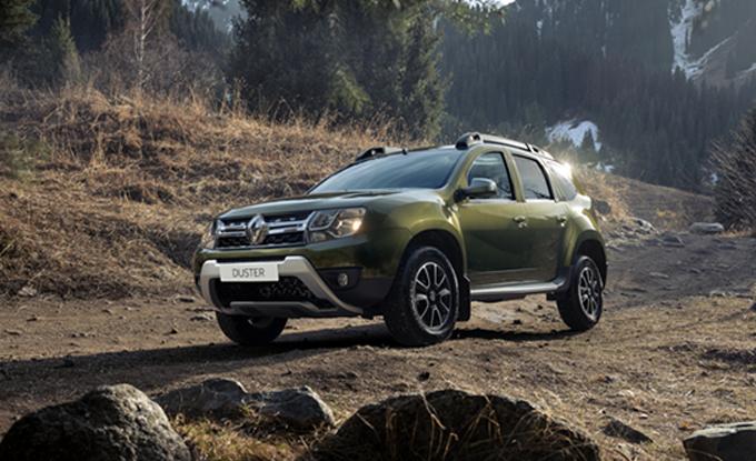 Купить качественные детали на Renault Duster
