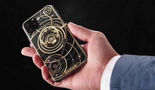 Кастомизация iPhone для богатых и состоятельных людей