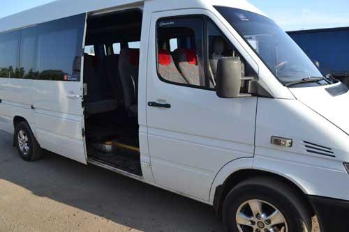 Заказ микроавтобуса для вашей компании и комфортной поездки