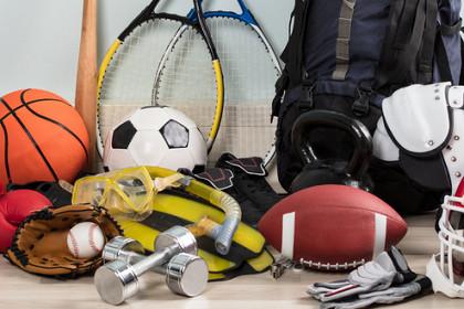 Оригинальная и качественная экипировка и инвентарь для футбола, волейбола и баскетбола