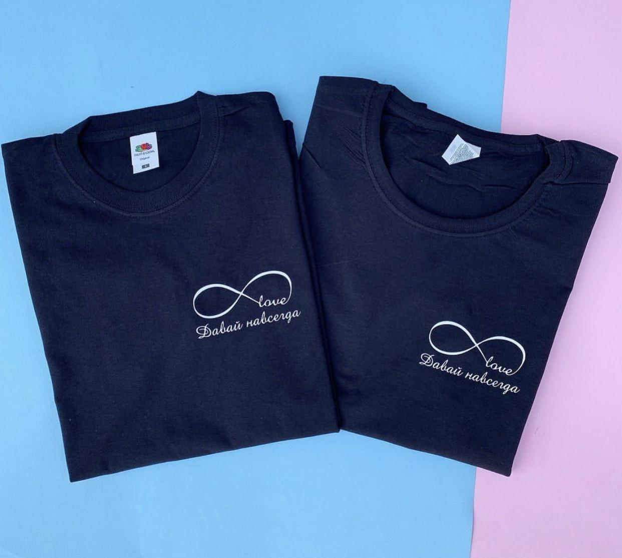 Качественные футболки с логотипом