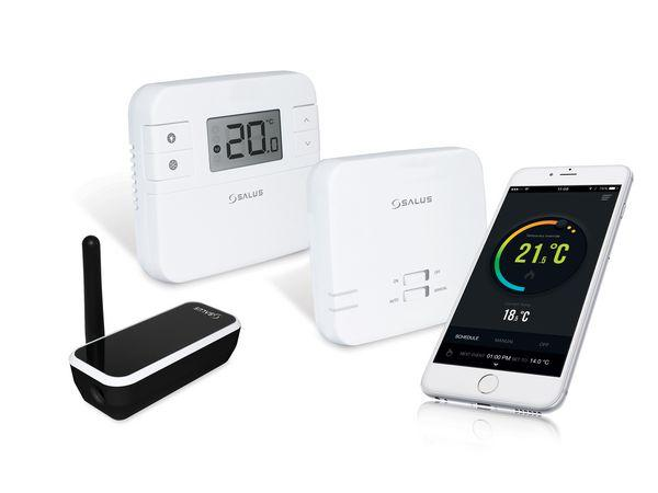 Термостат rt310i salus непременно поможет вам жить в комфорте и уюте