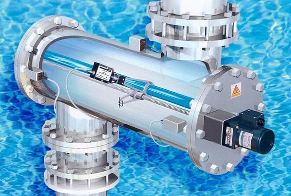 Обеззараживание воды с помощью фильтров