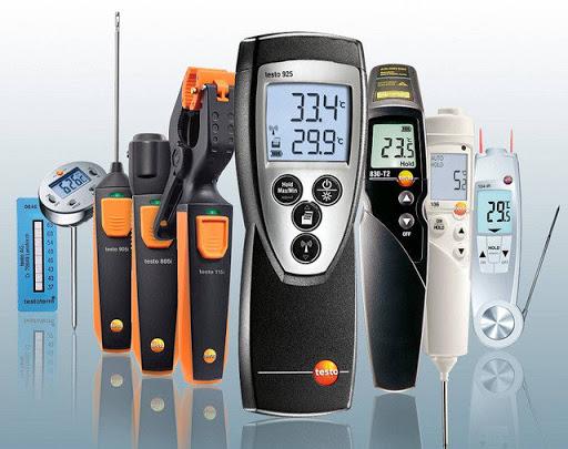 Купить измерительные портативные приборы Testo