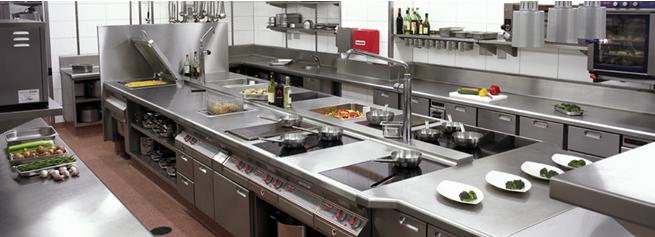 Качественное тепловое кухонное оборудование для ресторанов