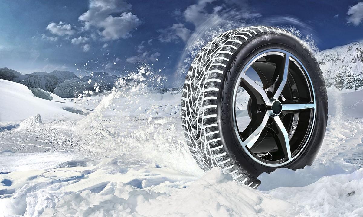 Особенности зимних легковых шин