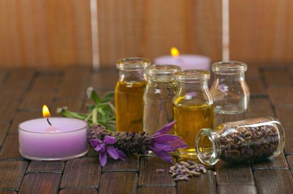 Гомеопатические массажные масла разного действия
