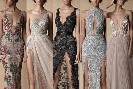 Лучшие свадебные и вечерние платья