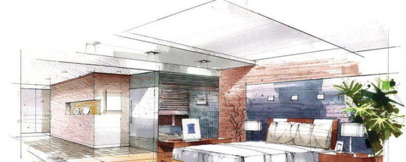 Качественный дизайн проект вашей квартиры в Киеве