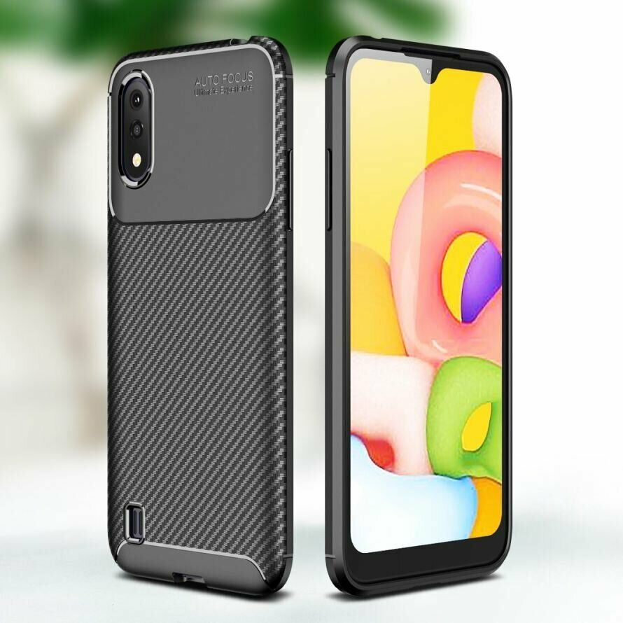 Преимущества смартфон Samsung Galaxy A01
