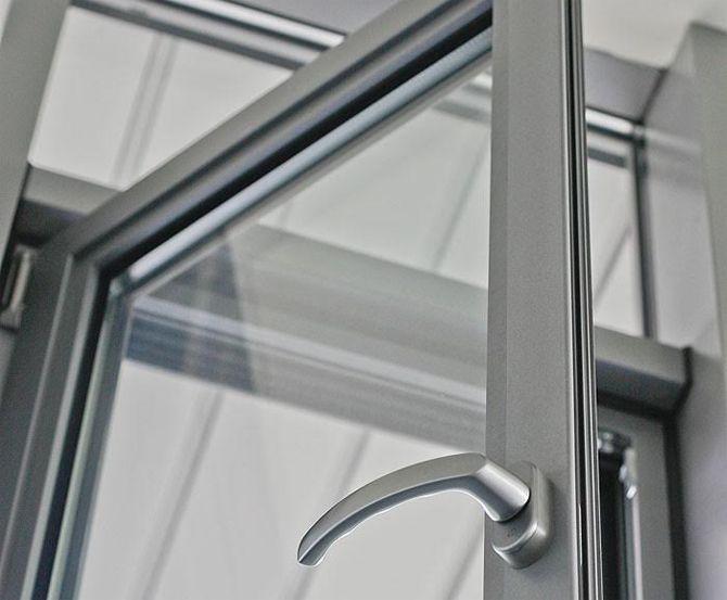 Свойства и характеристики алюминиевых окон