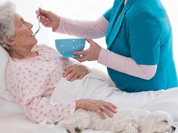Дом престарелых для онкологических больных