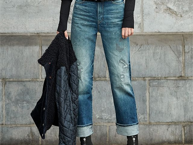 Какие джинсы носит весь мир?