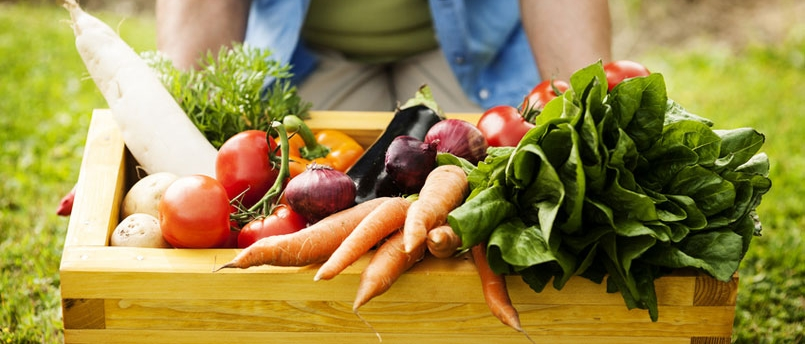 Качественные органические продукты в Киеве с доставкой на дом