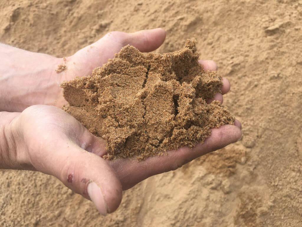 Види піску