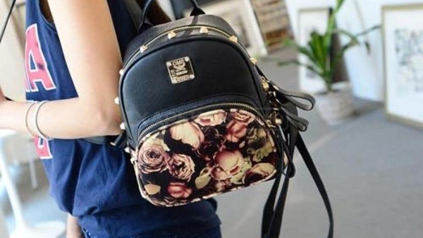 Как правильно выбрать женский рюкзак?