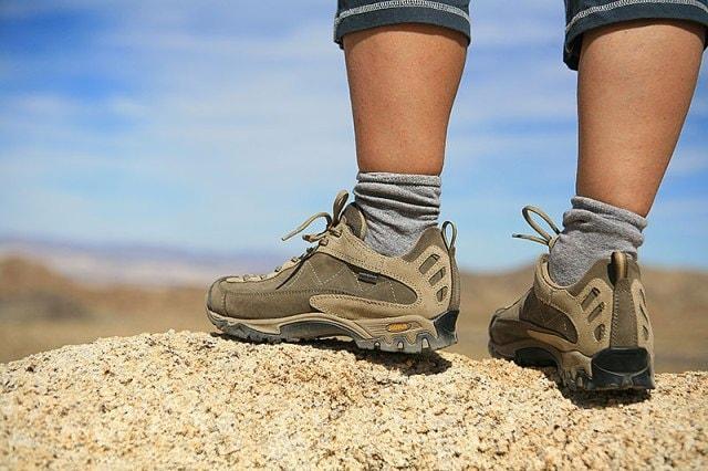 Выбираем кроссовки для активного отдыха